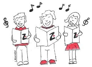 Eltern-Lehrer-Schüler Chorprojekt