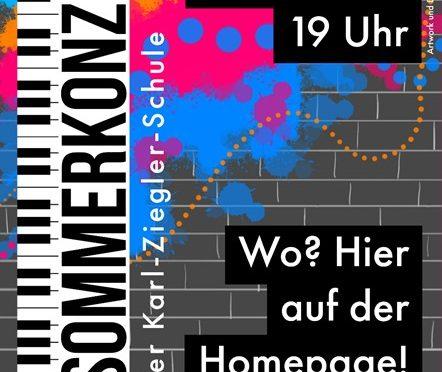 Sommerkonzert 2021 ONLINE